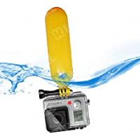 Techlife Floating Hand Grip Handle Mount Accessory Bobber Float for Go Pro Cameras,SJCAMs and other Action Cameras