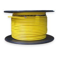 14 AWG Tinned Marine Primary Wire, Yellow, 250 Feet