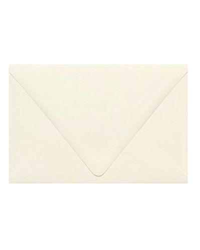 6 x 9 Booklet Contour Flap Envelopes - Natural - 100% Recycled (50 Qty)   Perfect for mailing Documents, Catalogs, Direct Mail, Promotional Material, Brochures and More  1820-NPC-50