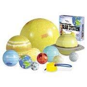 Giant Inflatable Solar System, 5''-23'' D, Multi, Sold as 1 Kit, 12 Each per Kit