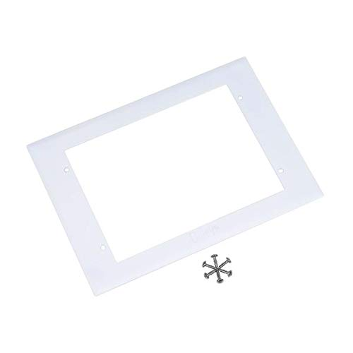 Oatey 38975, Metal Faceplate Plate for Washing Machine Outlet Boxes, Pack of 25 pcs