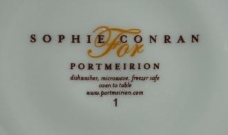 - Portmeirion Sophie Conran Celadon 8-inch Salad Plate - Set of 4