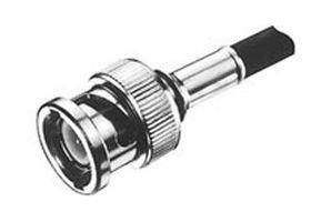 TE CONNECTIVITY / AMP 1-221128-0 RF/COAXIAL, BNC PLUG, STR, 50 OHM, CRIMP (1 (Amp Bnc Plug)