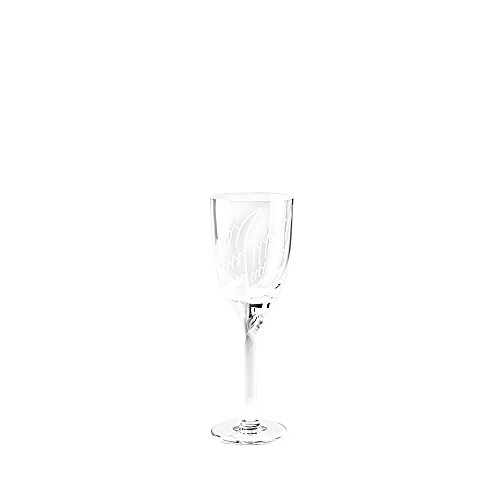 Lalique Angel Champagne Glass - 1364500 (Lalique Flute)