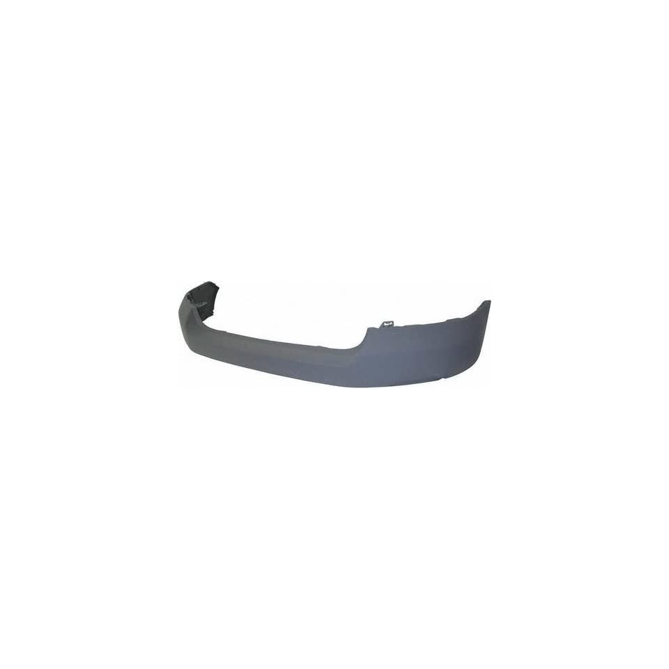 04 06 FORD F150 PICKUP FRONT BUMPER COVER TRUCK, Upper, w/o Wheel Opening Mldgs, (New Body Style) (2004 04 2005 05 2006 06) F010329 4L3Z17D957CA