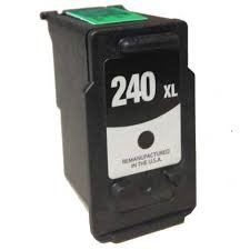 AIM Compatible Replacement - Canon Compatible PG-240XL Black Inkjet (300 Page Yield) (5206B001AA) - (Pixma Mx 472)