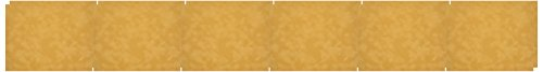 Sew Easy Industries 12-Sheet Velvet Paper, 8.5 by 11-Inch, Honey by Sew Easy Industries