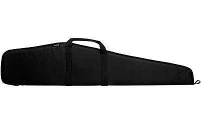Bulldog Economy Black Scoped Rifle Case with Black Trim (48-Inch), Outdoor Stuffs