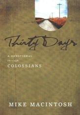 Read Online Thirty Days a Devotional Through Nehemiah pdf epub