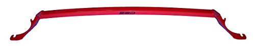 Fits 2013 - 2017 Subaru XV Crosstrek (all models) SSD Performance Strut Tower Brace, Solid All Welded One Piece Design, Red Powder - Subaru Brace Strut