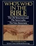 Who's Who in the Bible, Ronald Brownrigg and Joan Comay, 051732170X