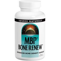 MBP Bone Renew, 60 Caps by Source Naturals (Pack of 4)
