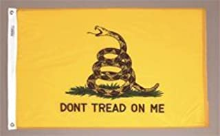 product image for 4x6' Gadsden Nylon Flag - All Weather, Durable, Outdoor Nylon Flag - All Star Flags