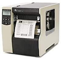 Zebra Technologies 170-809-00000 170XI4 Industrial Printer, 6 Tabletop, 300 DPI, Internal Zebra Technologies net 10/100, 16MB with ZPL II and XML, 240 VAC Cord