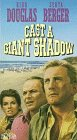 Cast a Giant Shadow [VHS]