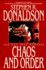 Chaos and Order, Stephen R. Donaldson, 0553071793