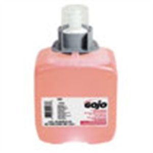 Gojo Cranberry Foam Hand Soap, 1250mL Cartridge, 3 PK 1250mL Pink 5161-03 - 1 Each