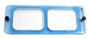 Donegan Replacement Lens For Opti-Visor 2X Magnification
