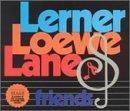 : Lerner, Loewe, Lane & Friends (STAGE Benefit Concert Cast)