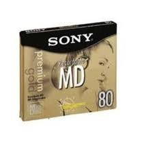 (Sony Premium Gold Recordable MiniDisc (5-pack))