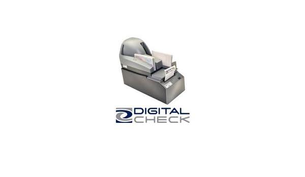 Amazon com: Digital Check TellerScan TS240/TTP Teller