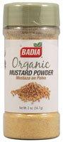 Badia Organic Mustard Powder -- 2 oz