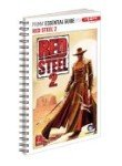 Red Steel 2 - Prima Essential Guide (Prima Essential Guides) [Spiral-Bound]