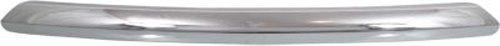 (Crash Parts Plus CAPA Certified Chrome Front Bumper Trim for 2011-2013 Dodge Durango CH1044109C)