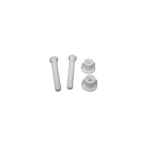 Worldwide Sourcing PMB-215-3L Adjustable Toilet Bolt Set Pack of 25