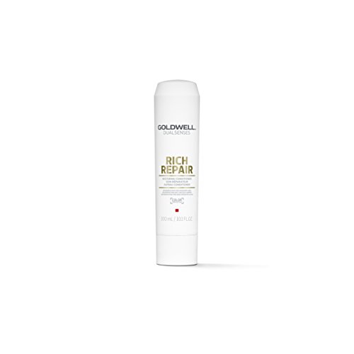 Goldwell Dualsenses Rich Repair Restoring Conditioner - Healthy Shiny Nourished Manageability - 10oz
