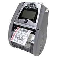Zebra Technologies QH3-AUNA0M00-00 Series QLN320 Mobile Printer, HC 2, USB, 802.11 ABGN, Dual Radio, BT 3.0 Plus MFI Made for IPhone, Ethernet, 128/256 MB, CPCL, ZPL, LCD