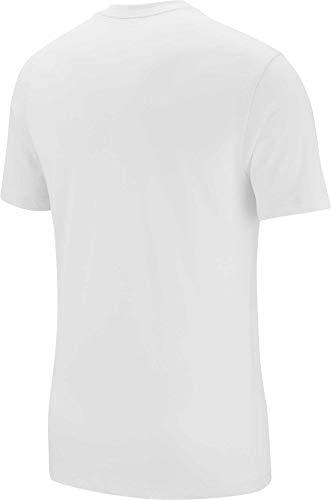 Nike Nsw 3 T shirt Blanc T white Tee Hbr white 100 M Homme 66wrBq4