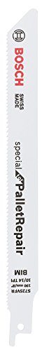 Bosch 2329871 Sabre Saw Blade , White by Bosch