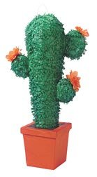 Cactus-Pinata-with-Pull-String-Kit