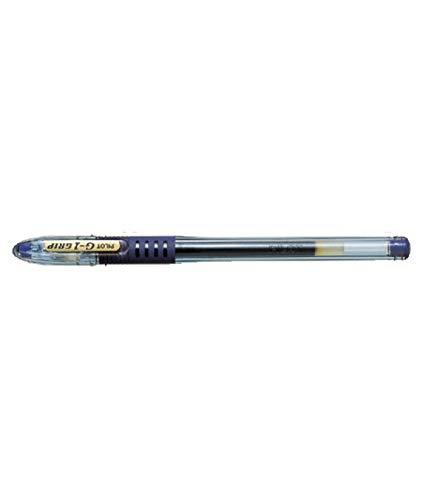color azul Pilot G1 Grip 12 unidades Bol/ígrafo de tinta gel