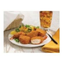 King and Prince Seafood Mrs Friday Gourmet Breaded Stuffed Shrimp, 3 Pound -- 4 per case.