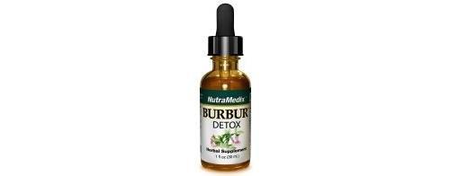 Nutramedix Inc, - Burbur Detox 1 oz