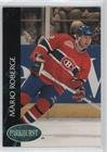 Mario Roberge (Hockey Card) 1992-93 Parkhurst - [Base] #322