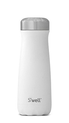 S'well Stainless Steel Travel Mug, 20 oz, Moonstone