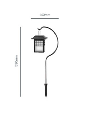 amazon com fine lighting company solar powered outdoor lantern rh amazon com Outdoor Condenser Wiring -Diagram Wiring Outdoor Outlet