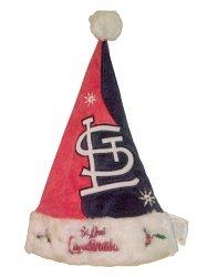 St. Louis Cardinals Santa Hat STLCSH