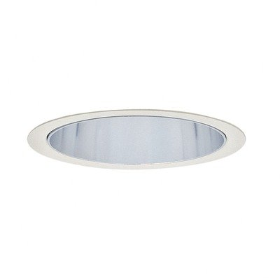 (Lytecaster Rec Cone Reflector Trim in Aluminum Finish: Clear Diffuse)