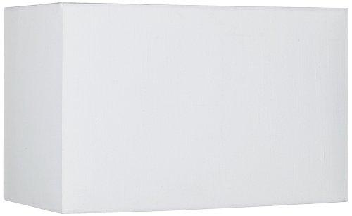 High Quality Off White Rectangular Hardback Shade 8/16x8/16x10 (Spider)   Rectangular  Lamp Shade   Amazon.com