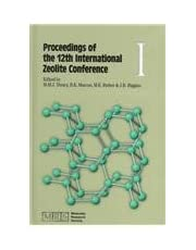 Proceedings of the 12th International Zeolite Conference 4 Volume Set