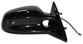 Pontiac Grand Am Mirror Glass - TYC 1820231 Pontiac Grand AM Passenger Side Power Non-Heated Replacement Mirror