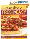 Taste of Home Fresh & Easy 390 Dishes that Deliver No-Fuss Flavor (Hardcover) pdf epub