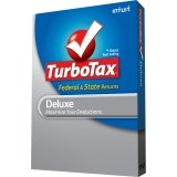 Software : TurboTax Deluxe Federal + E-File 2012 [Old Version]