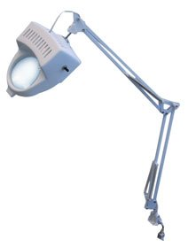 Lighted Magnifying Beauty DeskLamp Magnifier