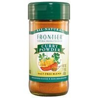 Frontier Bulk Curry Powder 1 lb. package by Frontier (Image #1)
