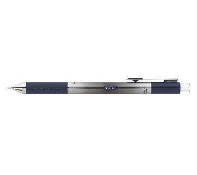 Tul Retractable Gel Pens 0.7mm Needle Point, Blue 4/pk